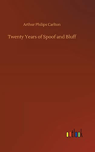 9783734042898: Twenty Years of Spoof and Bluff
