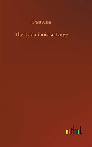9783734079474: The Evolutionist at Large