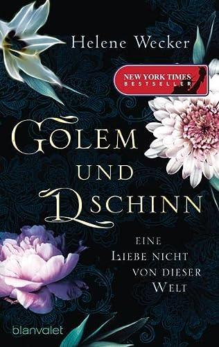 9783734101205: Golem und Dschinn - Eine Liebe nicht von dieser Welt