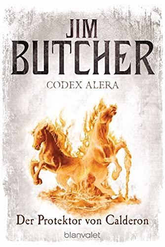 9783734160431: Codex Alera 4: Der Protektor von Calderon