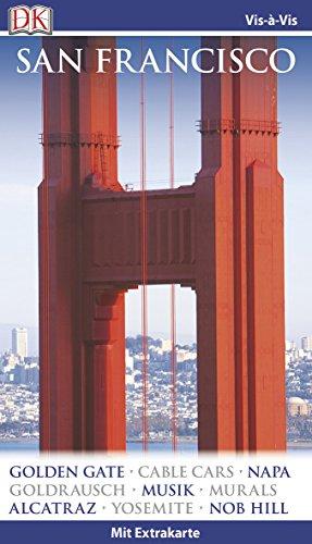 9783734200083: Vis-à-Vis Reiseführer San Francisco: mit Extrakarte und Mini-Kochbuch zum Herausnehmen