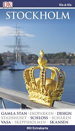 9783734200199: Vis-à-Vis Reiseführer Stockholm: mit Extrakarte und Mini-Kochbuch zum Herausnehmen