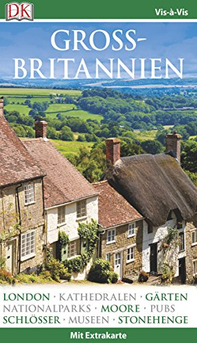 9783734200281: Vis-à-Vis Reiseführer Großbritannien: mit Extrakarte und Mini-Kochbuch zum Herausnehmen