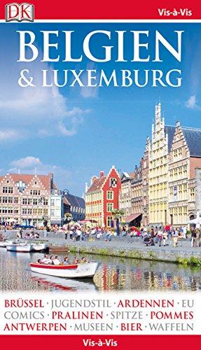 9783734200779: Vis-�-Vis Belgien & Luxemburg