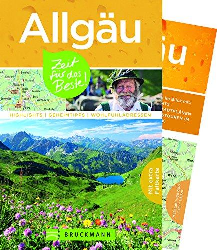 Allgäu - Zeit für das Beste: Highlights: Heide Marie Karin