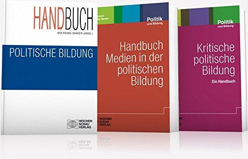 Gesamtwerk Politikunterricht, 3 Bde.: Wolfgang Sander