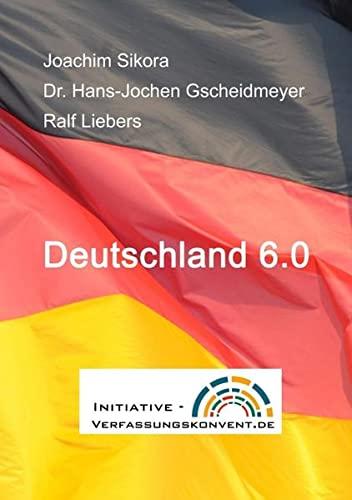 9783734541568: Deutschland 6.0