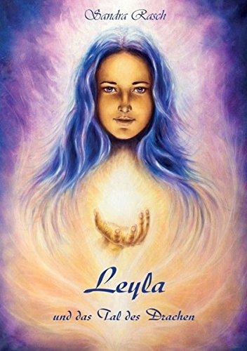 9783734544798: Leyla und das Tal des Drachen