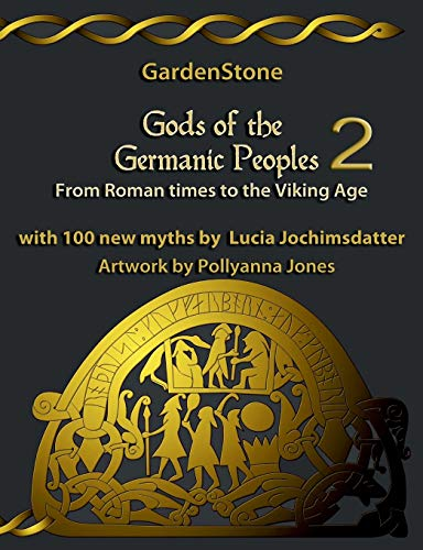 9783734733970: Gods of the Germanic Peoples 2
