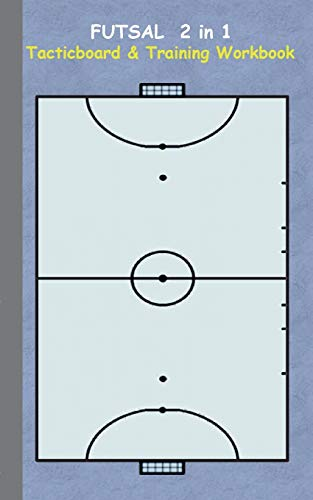 Futsal 2 in 1 Tacticboard and Training: Taane, Theo von