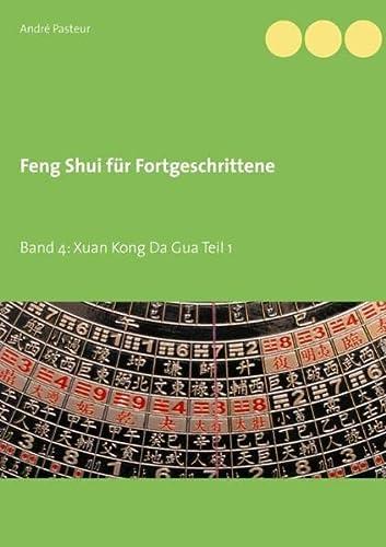 9783734763885: Feng Shui für Fortgeschrittene: Band 4: Xuan Kong Da Gua Teil 1