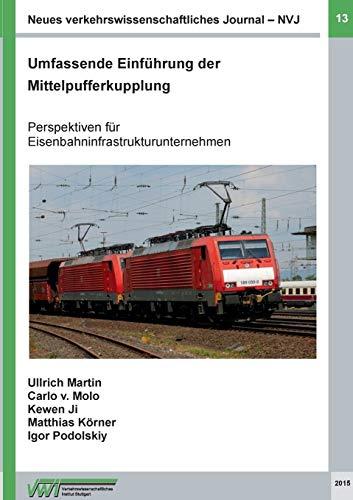 9783734766817: Neues verkehrswissenschaftliches Journal - Ausgabe 13 (German Edition)