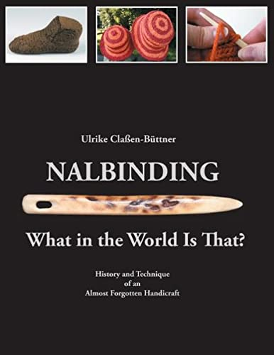 9783734779053: Nalbinding - What in the World Is That?: History and Technique of an Almost Forgotten Handicraft