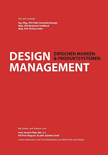 9783734780578: Design Management