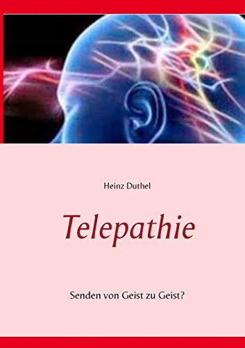 9783734783074: Telepathie (German Edition)