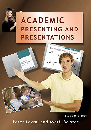 9783734783678: Academic Presenting and Presentations