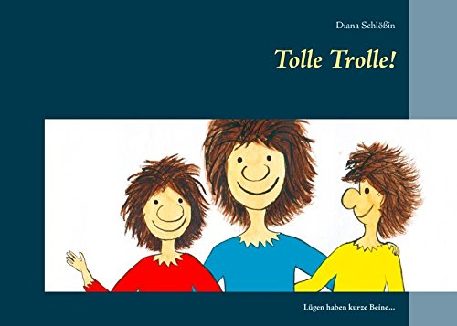 9783734785412: Tolle Trolle!