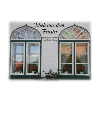 9783734788765: Blick aus dem Fenster: Gedichte und Bilder