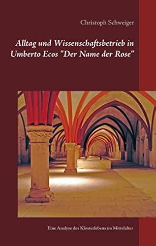 9783734789946: Alltag und Wissenschaftsbetrieb in Umberto Ecos