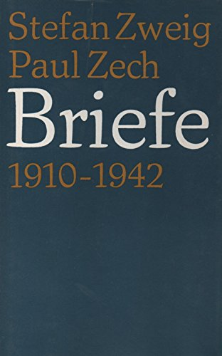 Briefe. 1910 - 1942.