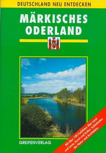 9783735202697: Märkisches Oderland