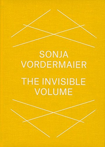 9783735600042: Sonja Vordermaier: The Invisible Volume
