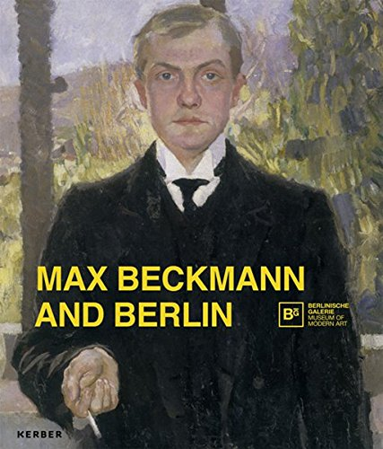 Max Beckmann and Berlin (Paperback)