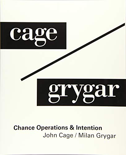 Chance Operations & Intention: Chance Operations &: Grygar, Milan (Contributor)/