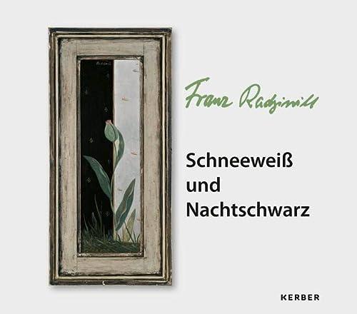 Franz Radziwill. Schneeweiß und Nachtschwarz.: Hg. Birgit Denizel. Katalogbuch, Franz ...