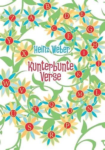 9783735731050: Kunterbunte Verse