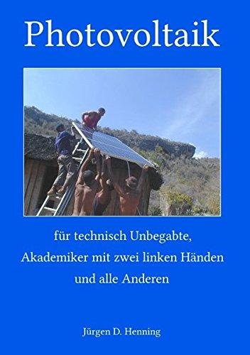 9783735739636: Photovoltaik Fur Technisch Unbegabte