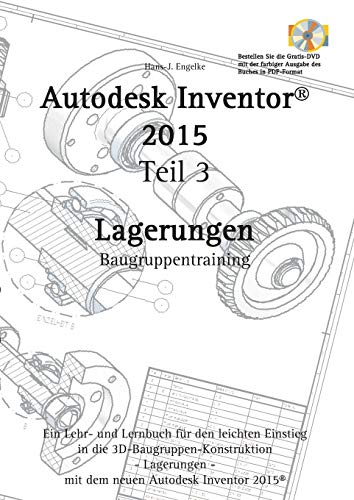 Autodesk Inventor 2015 (German Edition): Hans-J Engelke