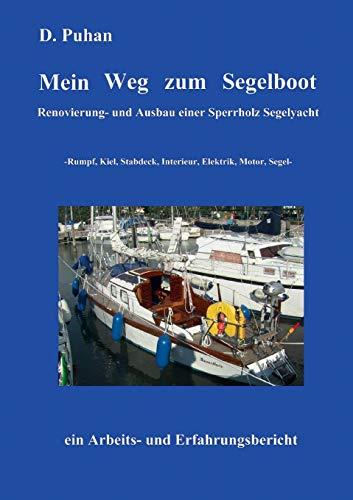 9783735743091: Mein Weg zum Segelboot