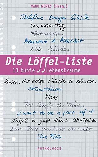 9783735756619: Die Löffel-Liste (German Edition)