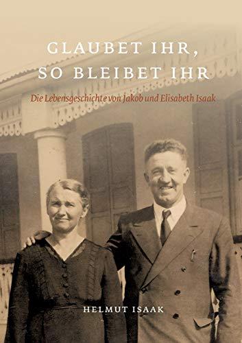 9783735763099: Glaubet Ihr, so bleibet Ihr (German Edition)