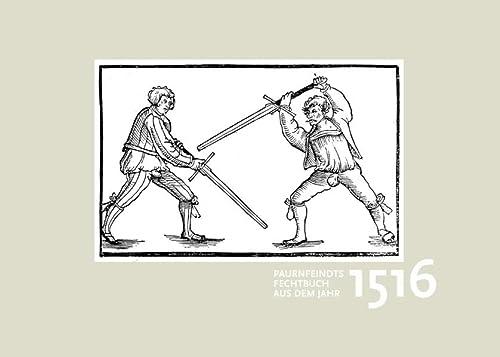 9783735781550: Paurnfeindts Fechtbuch aus dem Jahr 1516