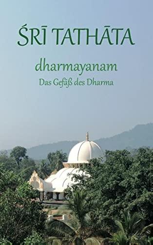 9783735782298: dharmayanam: Das Gefäß des Dharma