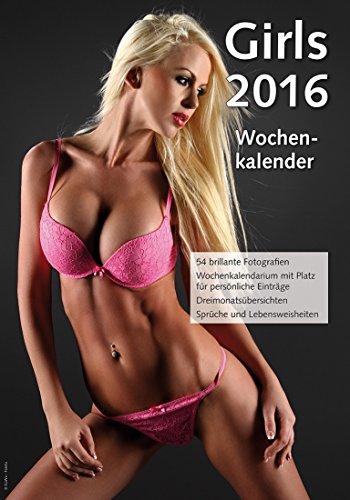 9783735900661: Wochenkalender - Girls 2016