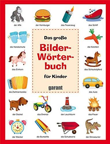 9783735901514 Bildworterbuch Fur Kinder Deutsch Abebooks 3735901514