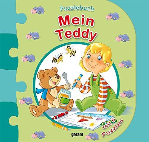 9783735910899: Puzzlebuch - Teddy