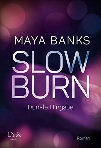 9783736300095: Slow Burn - Dunkle Hingabe