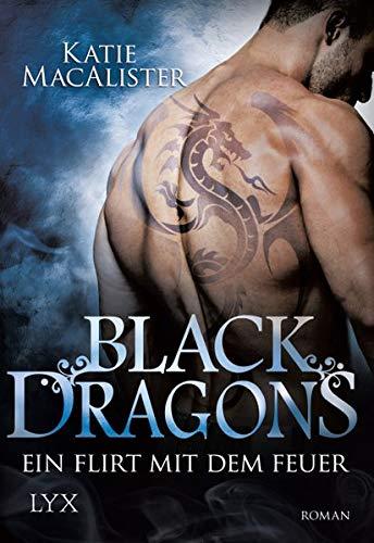 9783736301887: Black Dragons - Ein Flirt mit dem Feuer