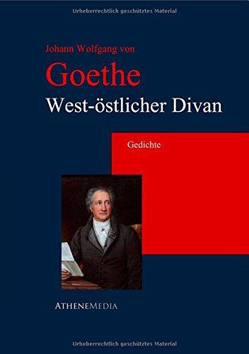 9783736400207: West-östlicher Divan: Gedichte (German Edition)