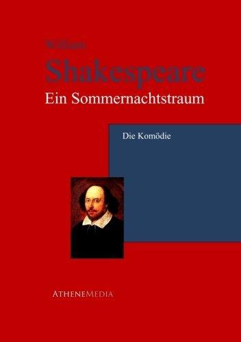 9783736400689: Ein Sommernachtstraum: Die Komödie (German Edition)