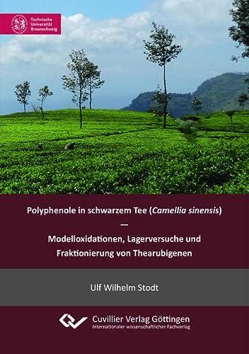 Polyphenole in schwarzem Tee (Camellia sinensis) - Modelloxidationen, Lagerversuche und ...