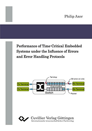Performance of Time-Critical Embedded Systems under the Influence of Errors and Error Handling ...