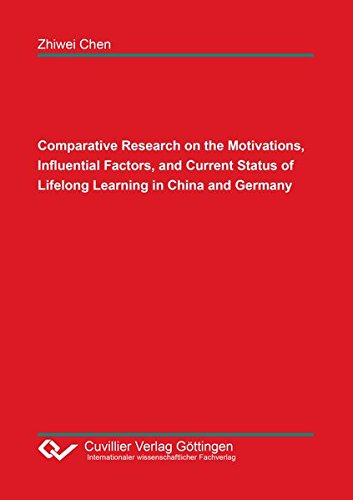 Comparative Research on the Motivations, Influential Factors, and Current Status of Lifelong ...
