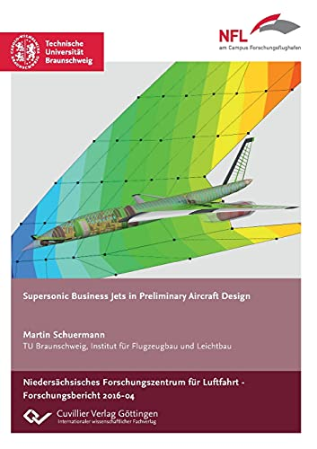 9783736992788: Supersonic Business Jets in Preliminary Aircraft Design