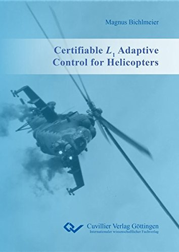 9783736992818: Certifiable L1 Adaptive Control for Helicopters