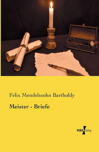 9783737200684: Meister - Briefe